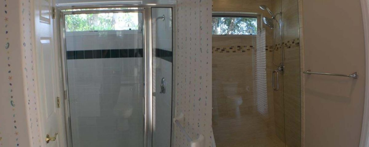 Venice Pool Bath Before and After Project Remodeled