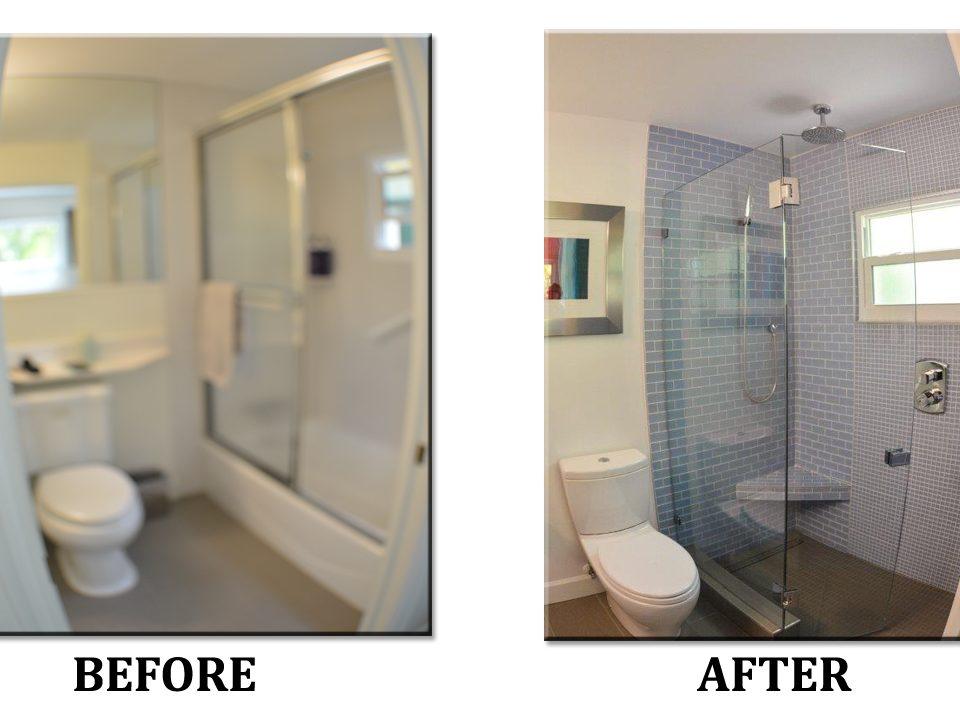 New Bathroom Project Three