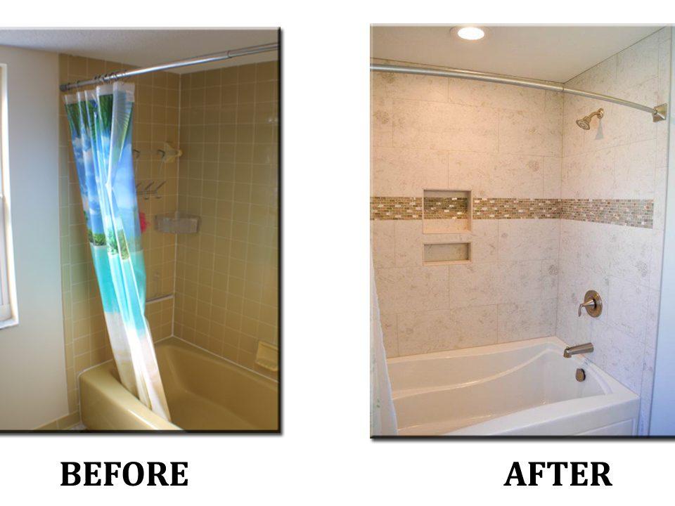 Updated Bath Design One